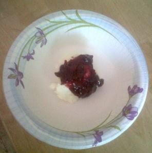 Petra's dessert