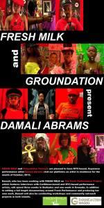 damali abrams' residency in Barbados & Grenada