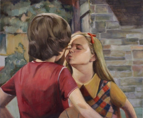 SuzanneBennett_The Kiss_oil