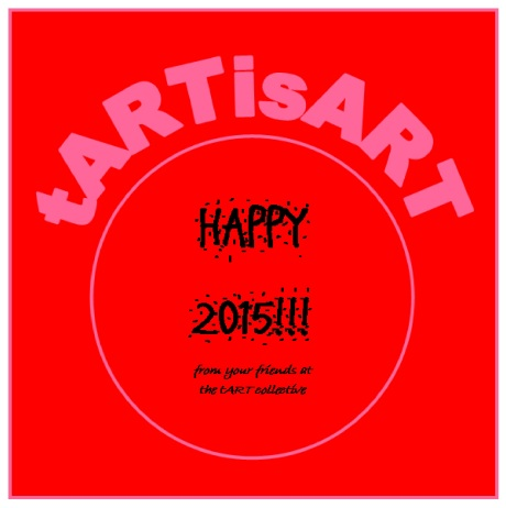 deVereA_tARTisART happy 2015